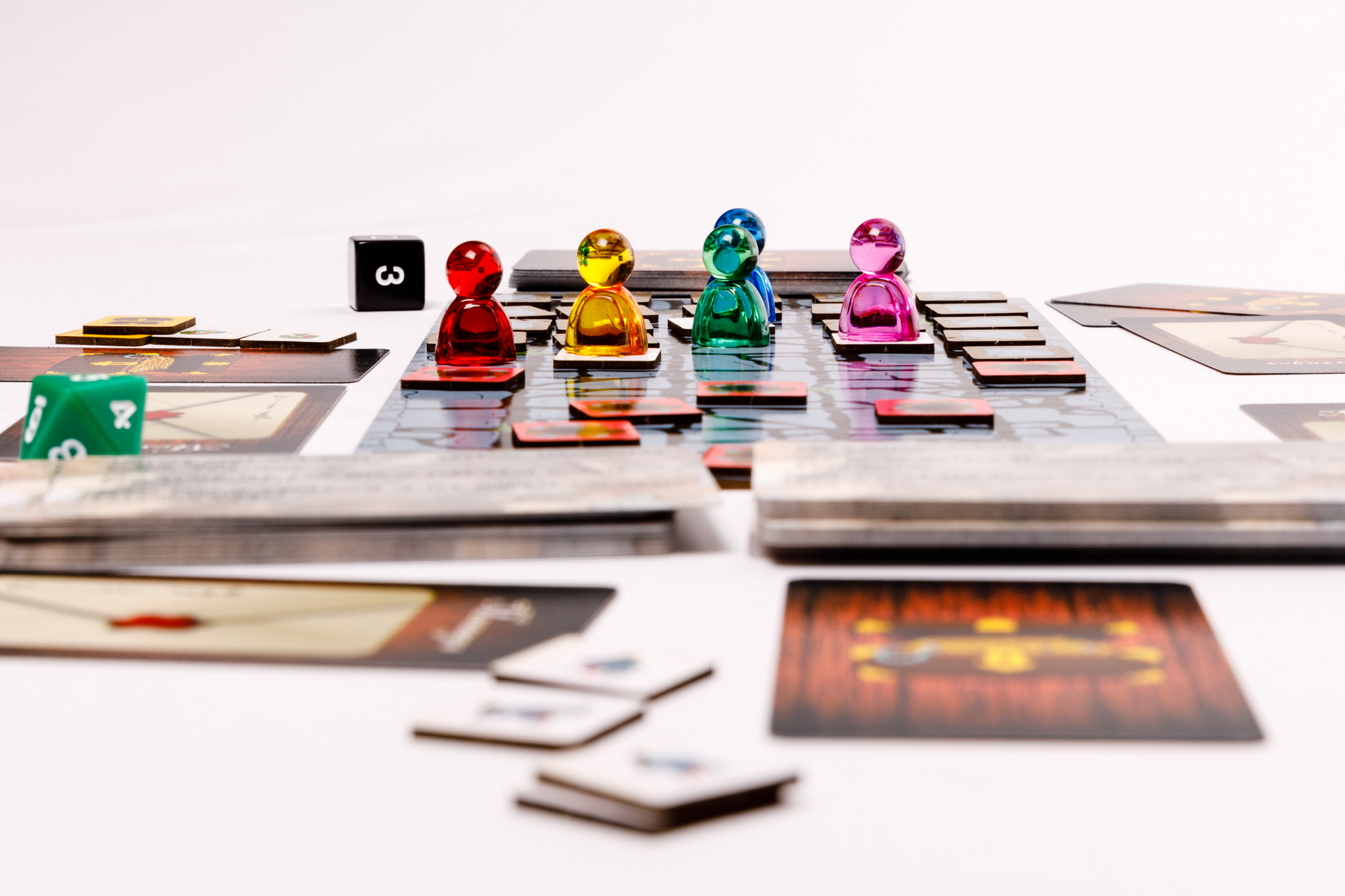 Troll Bridge Board Game By Cravon Studios