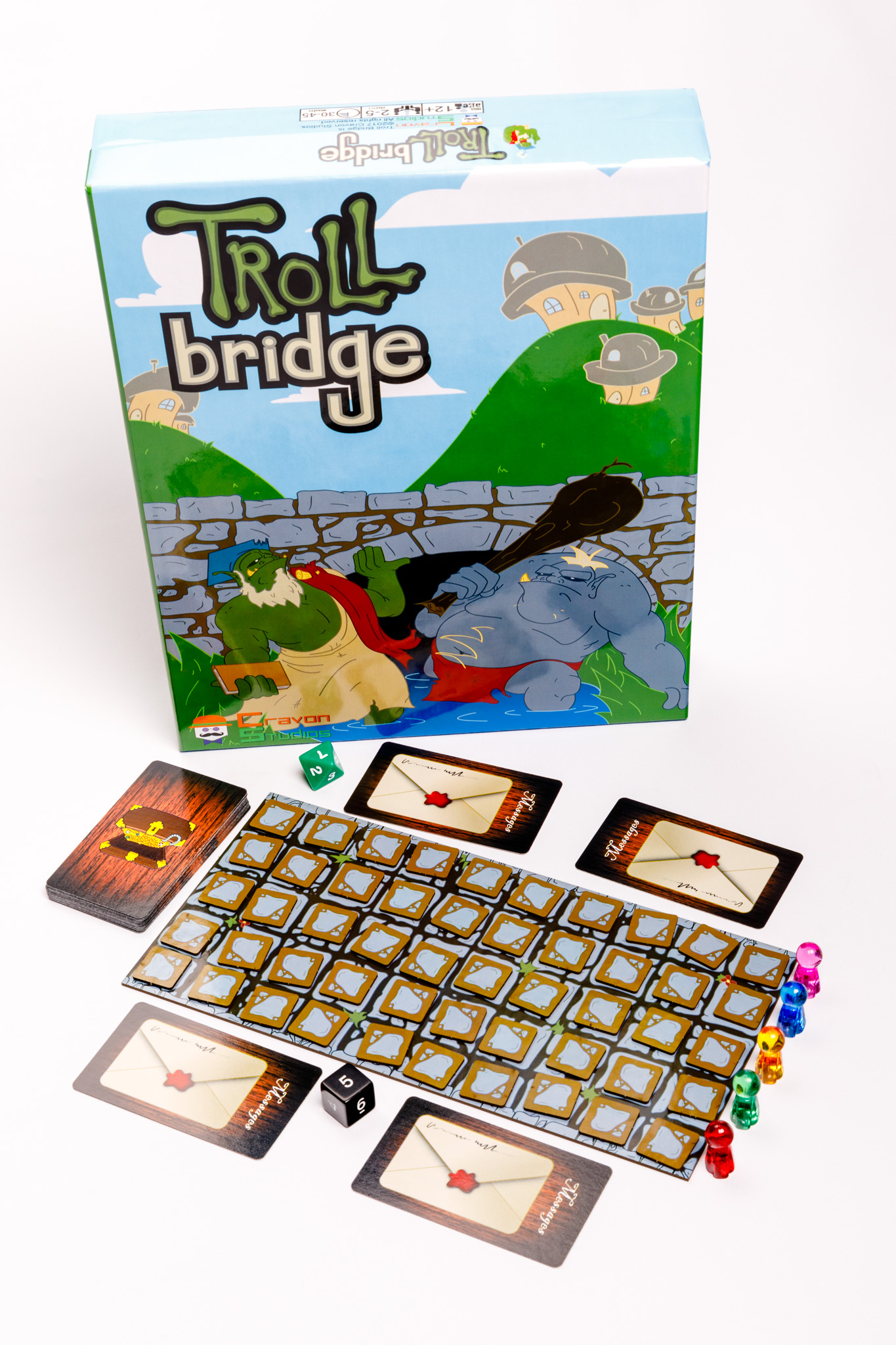 Troll Bridge Box Shot