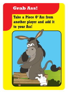 KYA Grab Ass Card