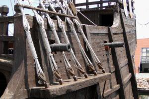 Cannons of Santa Maria