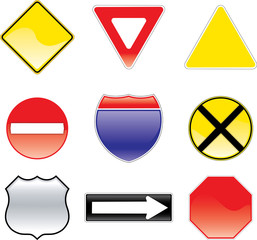 Traffic Sign Shapes