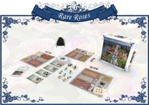 Rare Roses Setup