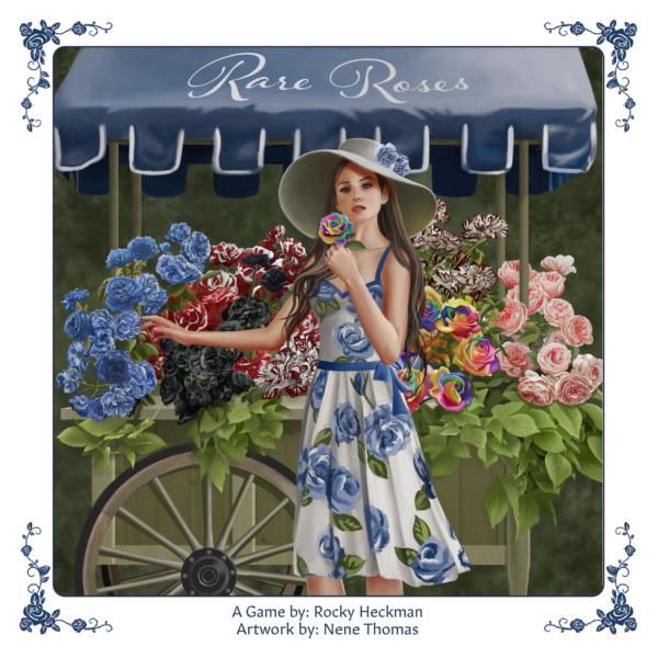 Rare Roses Box Art