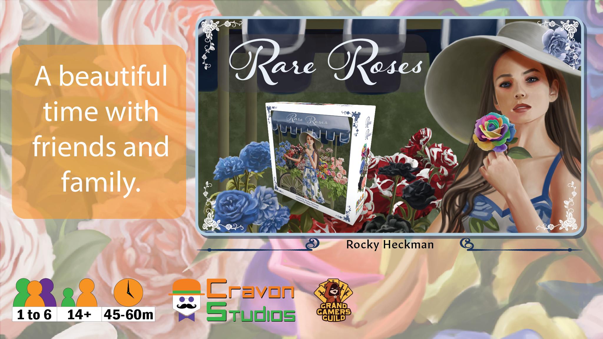 Rare Roses