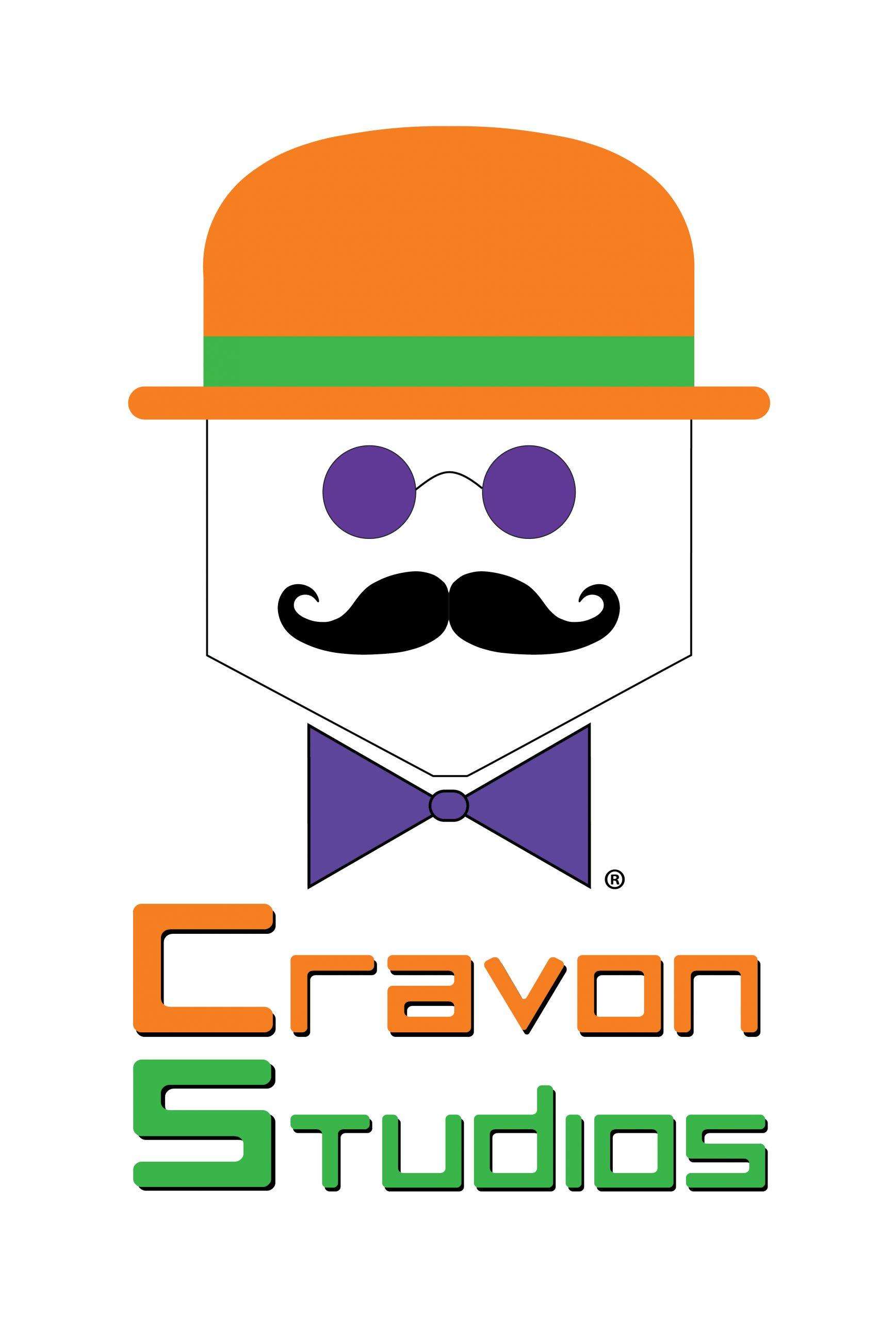 Cravon Studios Logo Vertical