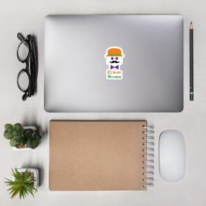 Cravon Studios Bubble-free Stickers